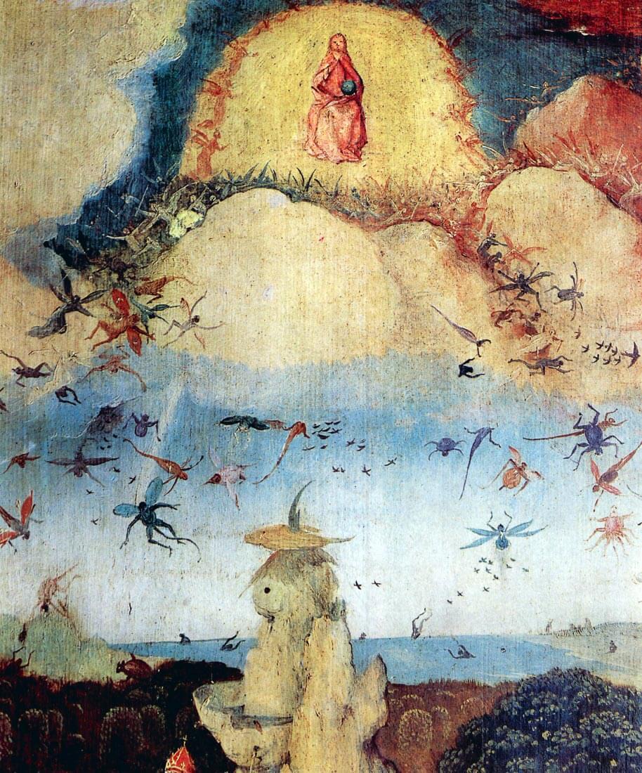 Hell, detail [2] - Bosch